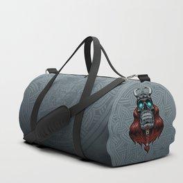 Valhalla Awaits Duffle Bag