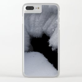 The Beauty Of Ice Clear iPhone Case