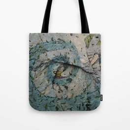 The Genie of the Lamp Tote Bag