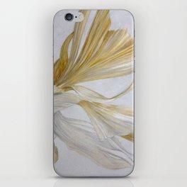 4 x 4 fanfish iPhone Skin
