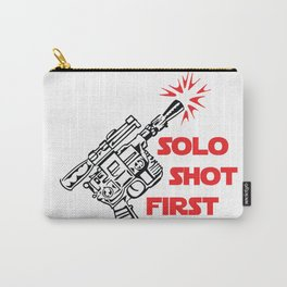 Han Shot First Carry-All Pouch