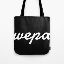 WEPA Tote Bag
