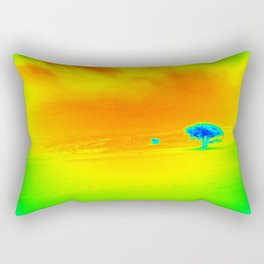 Themal art 041 Rectangular Pillow