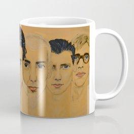 Men of Rammstein Coffee Mug