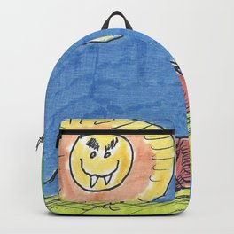 Sinister Camping Backpack