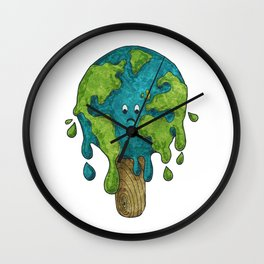 Need to Chill Wall Clock