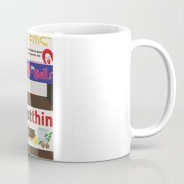Consumption of goods Coffee Mug