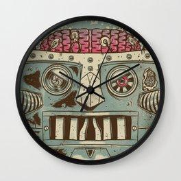 Domo Arigato Mr Roboto Wall Clock