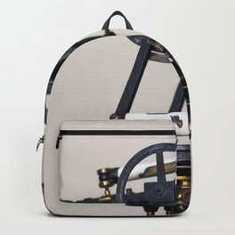 Vintage Telescope Backpack