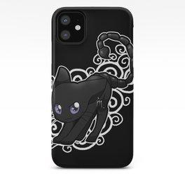 Zodiac Cats - Scorpio iPhone Case