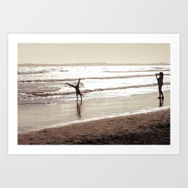 Memories are made of this Art Print