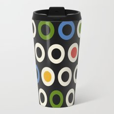 Circle Pattern Travel Mug