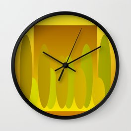 Playing with nuances  1 ... Wall Clock