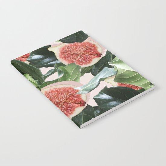 Figs & Leaves #society6 #decor #buyart Notebook