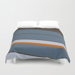 Is a mess Duvet Cover