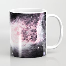 A Star is Born : Pink & Gray Coffee Mug