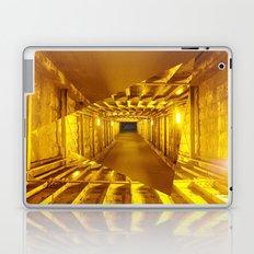 Gold way Laptop & iPad Skin