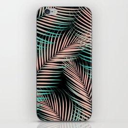 Palm Leaves - Cali Vibes #2 #tropical #decor #art #society6 iPhone Skin