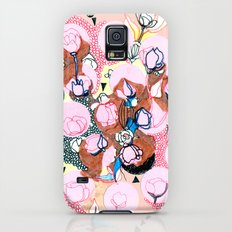 Poppies Slim Case Galaxy S5