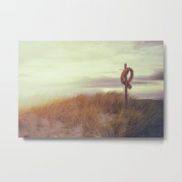 The Last Day of Summer Metal Print