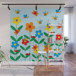 Meadow Wall Mural