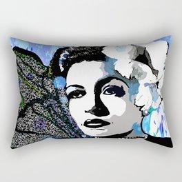 Billie Holiday  Rectangular Pillow