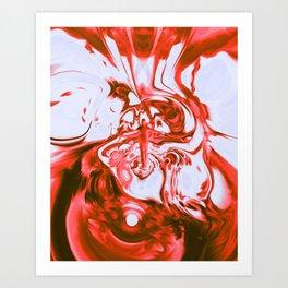 Nospace Art Print