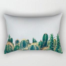 cactus sea Rectangular Pillow