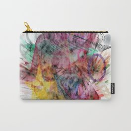 Colors of the wind by Nico Bielow Carry-All Pouch