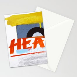 Heavy Soul Stationery Cards