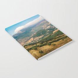 Jebel Musa (Morocco) Notebook