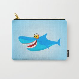 Great White(ish) Carry-All Pouch