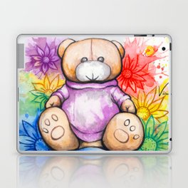 Teddy bear Laptop & iPad Skin