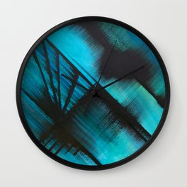 Diagonals (1) Wall Clock