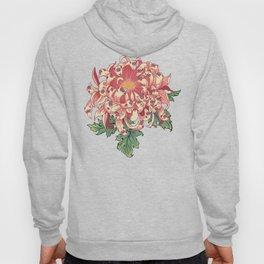 The Chrysanthemum of Pugs Hoody
