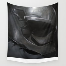 Captain Phasma - Canvas to Print  Wall Tapestry