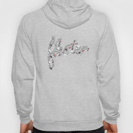 flester blood Hoody