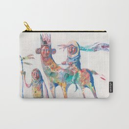colour nomads Carry-All Pouch