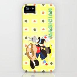 Magician iPhone Case