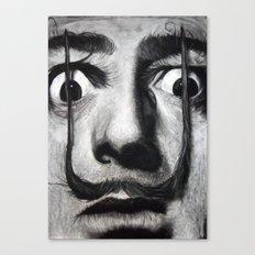 I am drugs ( Salvador Dali ) Canvas Print
