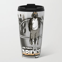 The Force Abides Travel Mug