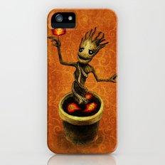 Groot iPhone (5, 5s) Slim Case