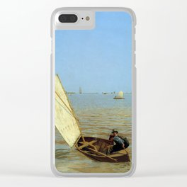 Thomas Eakins Starting Out After Rail Clear iPhone Case