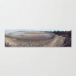 West Bay Canvas Print