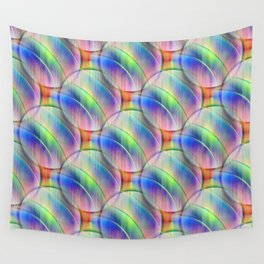 Balls softcolored Wall Tapestry