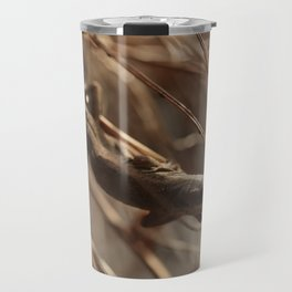 Relaxing Anole Travel Mug