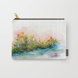 Sunrise Pond Carry-All Pouch