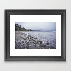 New Zealand Framed Art Print