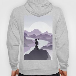 vision of the true mind Hoody