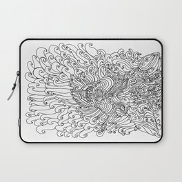 The Way of Wolf Laptop Sleeve